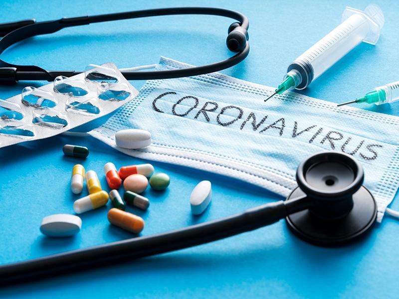 COVID-19 Antibody Treatment Study Paused