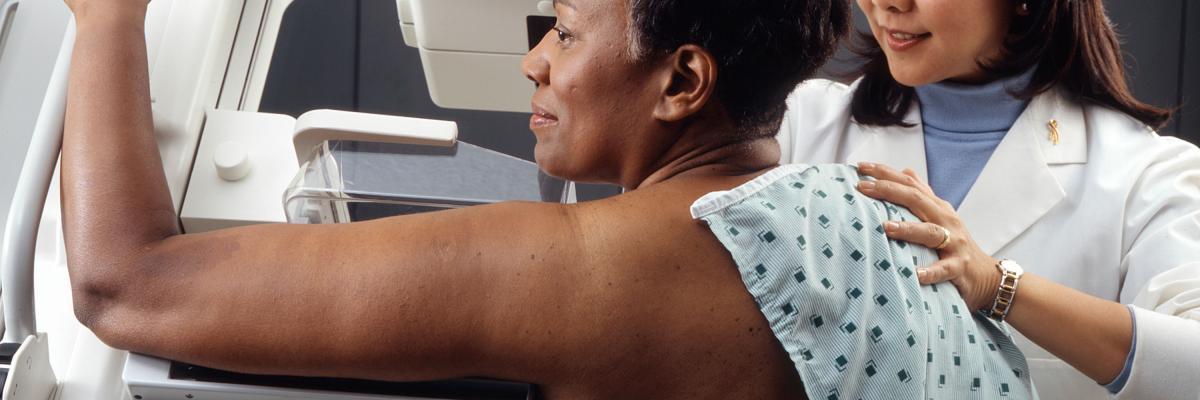 Racial Disparities Persist in Digital Breast Tomosynthesis Breast Cancer Screening