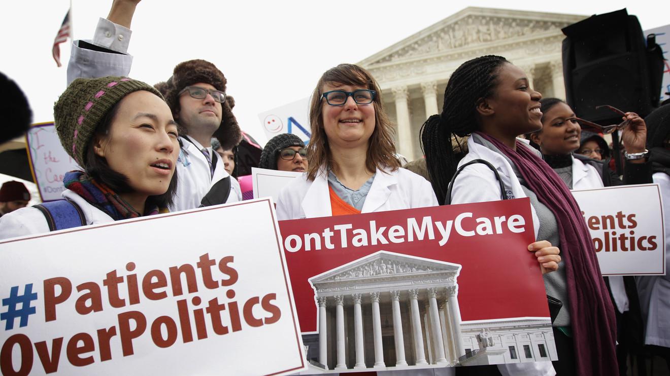 Supreme Court Should Uphold Affordable Care Act: Biden Administration